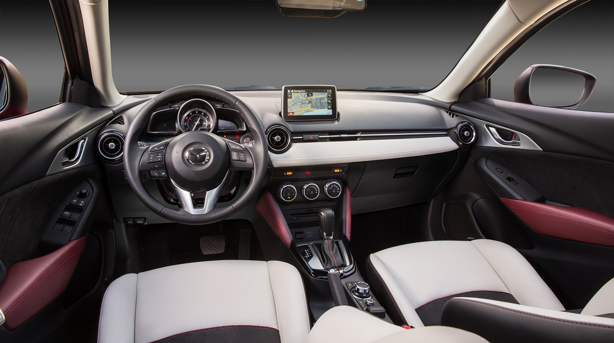 2016 Mazda Cx 3 Preview Nadaguides