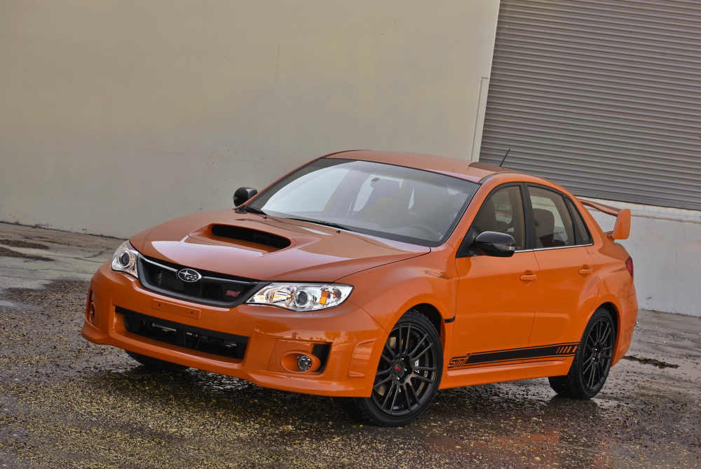 2013 Subaru Wrx Preview Nadaguides