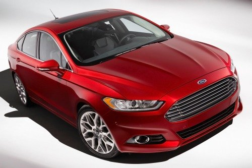 2014 Ford Fusion Preview Nadaguides