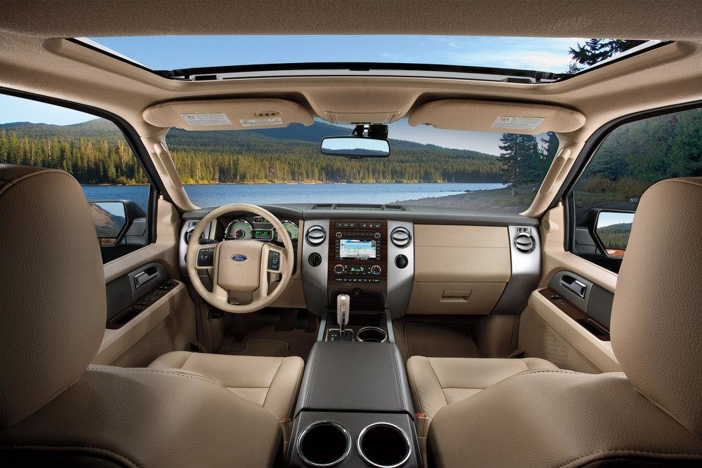 Interior Features The Expedition Xlt