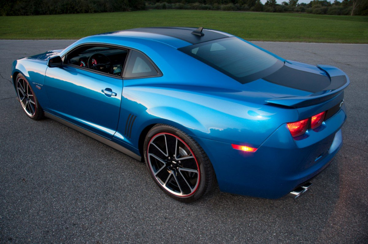 2013 Chevrolet Camaro Hot Wheels Edition Preview | NADAguides