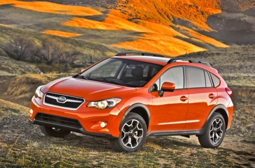 2013 Subaru Xv Crosstrek Preview Nadaguides