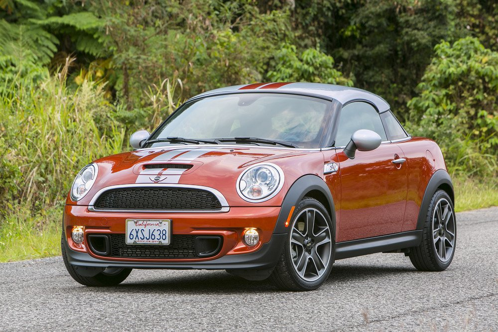 2017 Mini Coupe And Roadster