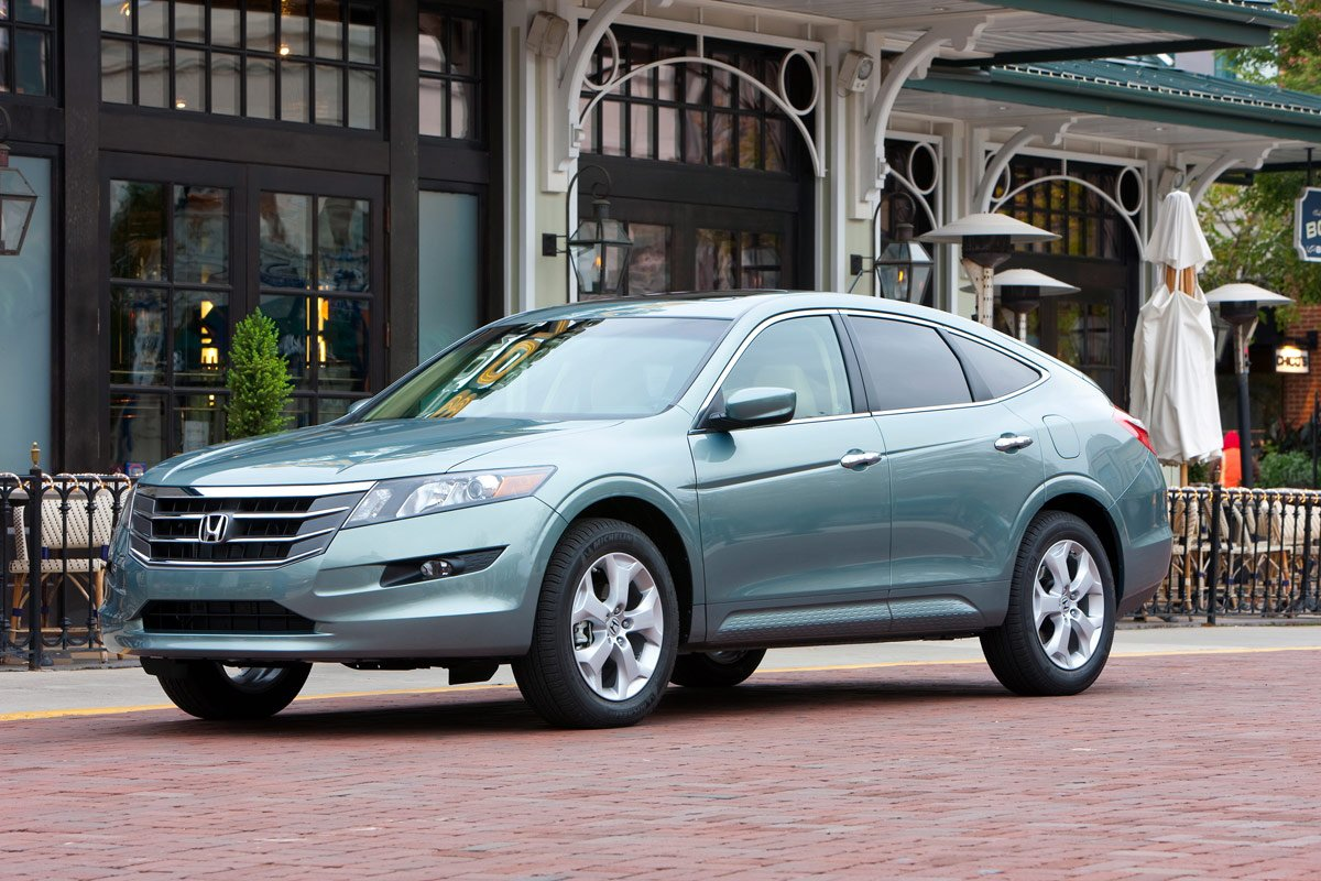 Midsize Crossover Suv 2010 Honda Accord Crosstour