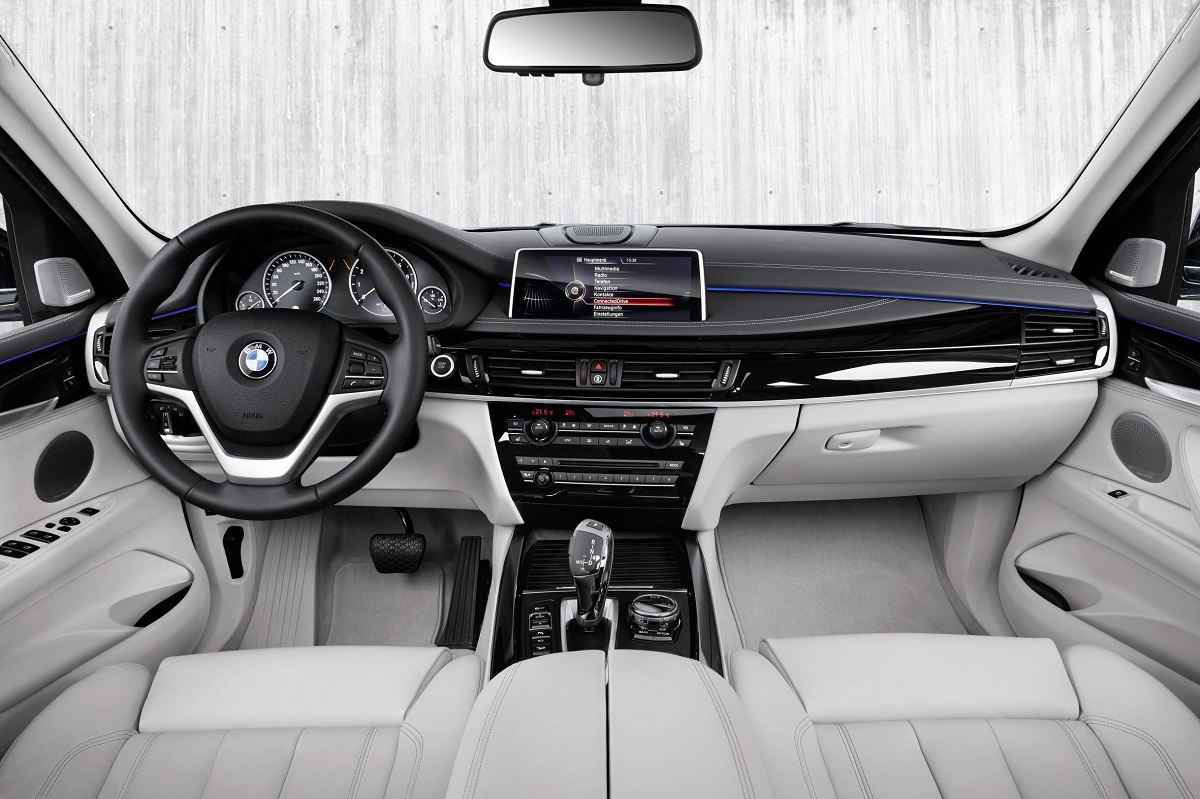 2016 BMW X5 XDrive40e Preview