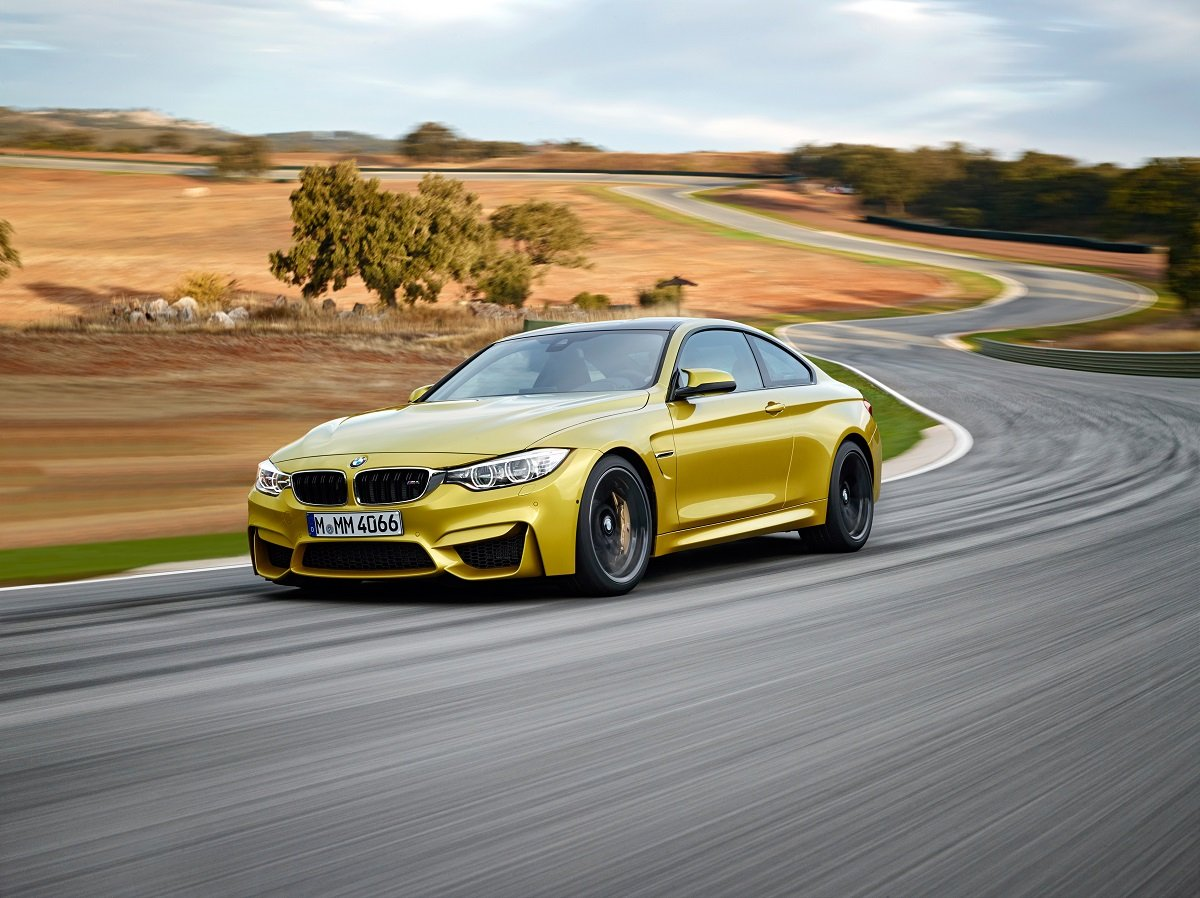 2015 Bmw M4 Preview Nadaguides