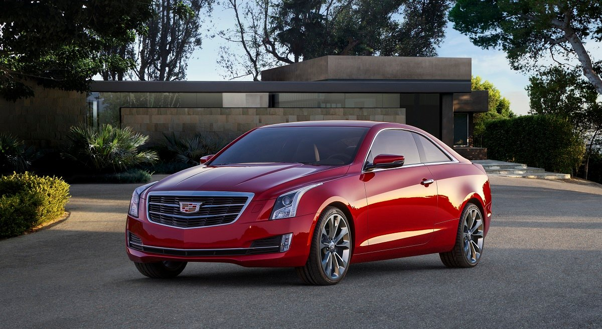 New for 2015: Cadillac | J D  Power
