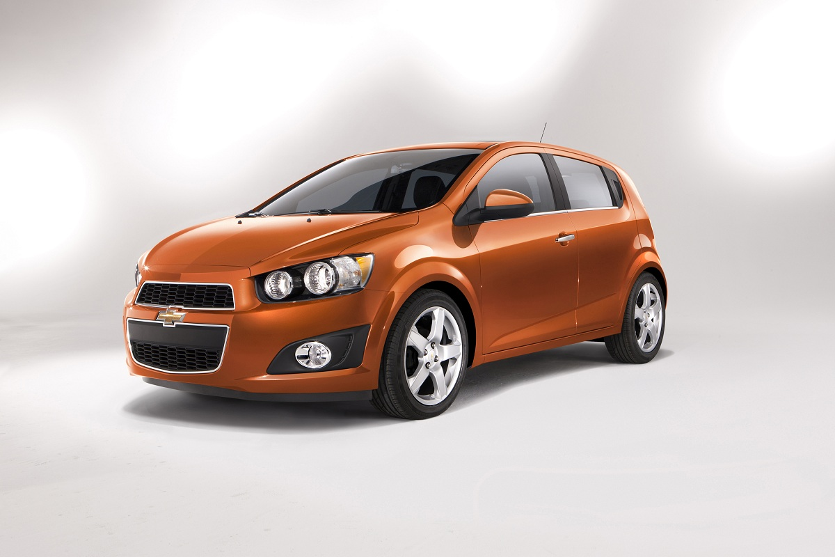 The Chevrolet Sonic, Known As The Aveo In Many International Markets, Is  The Smaller Of Chevroletu0027s Two Sub Compact Models, The Other Being The  Slightly ...