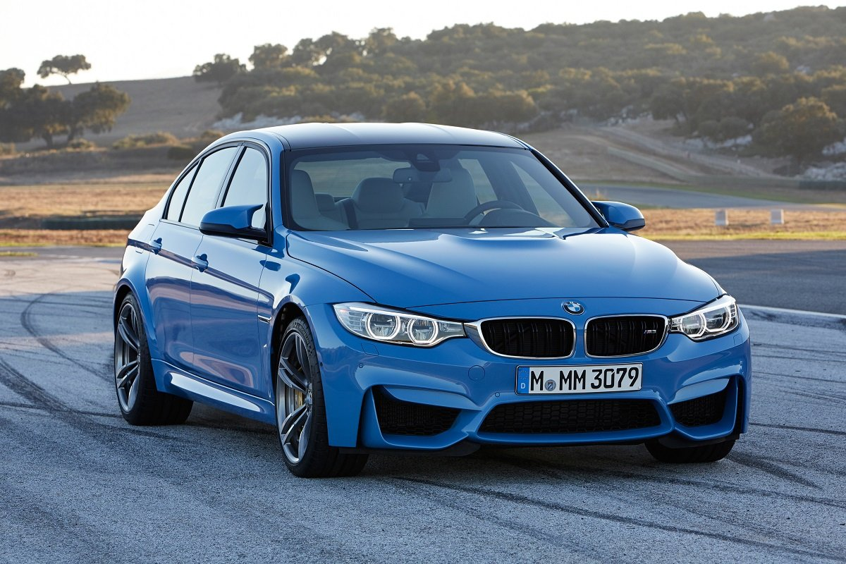 2015 bmw m3 preview | nadaguides