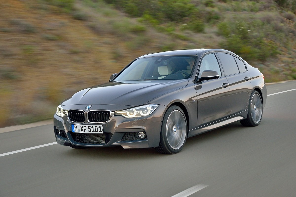 2016 Bmw 3 Series Preview Nadaguides