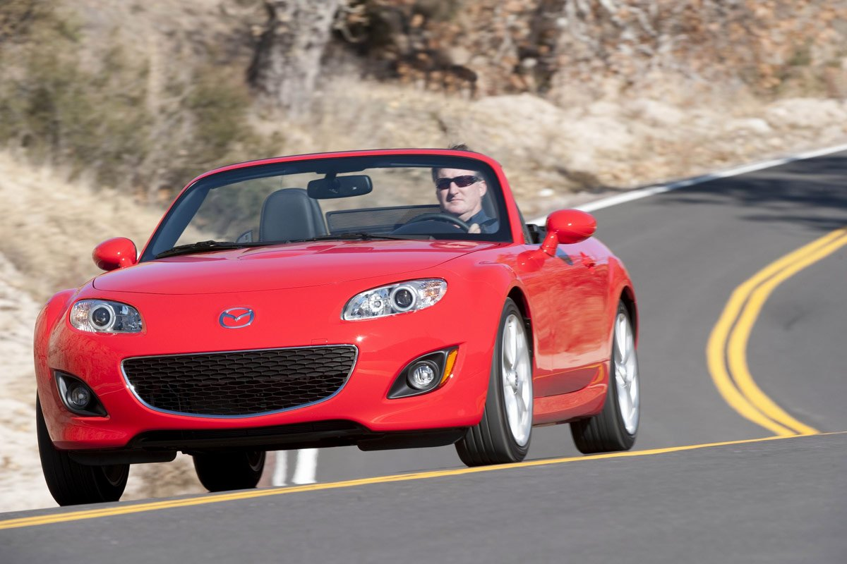Last Year The 2009 Scion Tc Was Top Rated Compact Sporty Car And No Other Models In Segment Were Officially Ranked This 2010 Mazda Mx 5