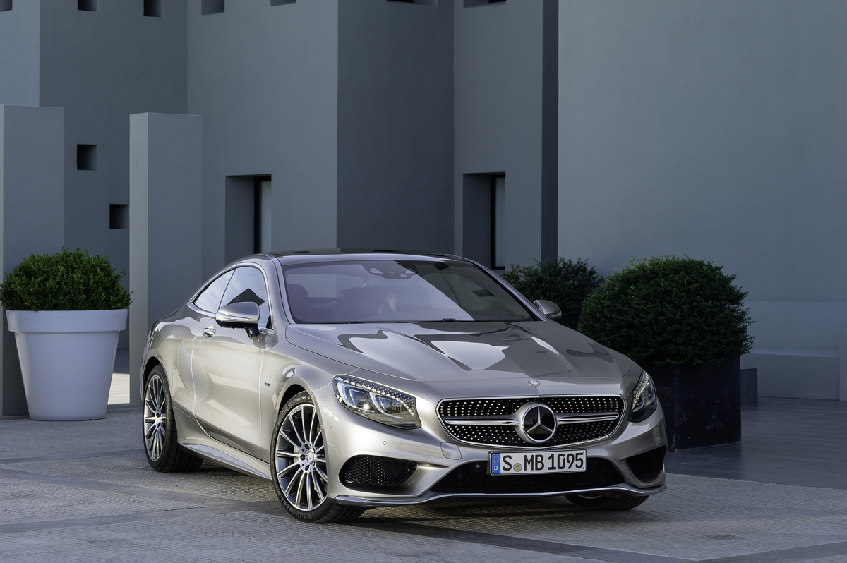 2015 Mercedes Benz S Class Coupe Preview Nadaguides