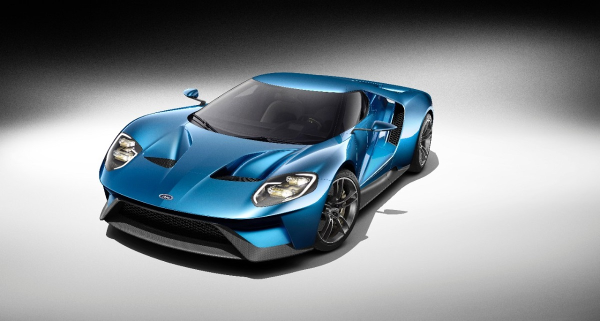Ford Gt Preview Fast Facts