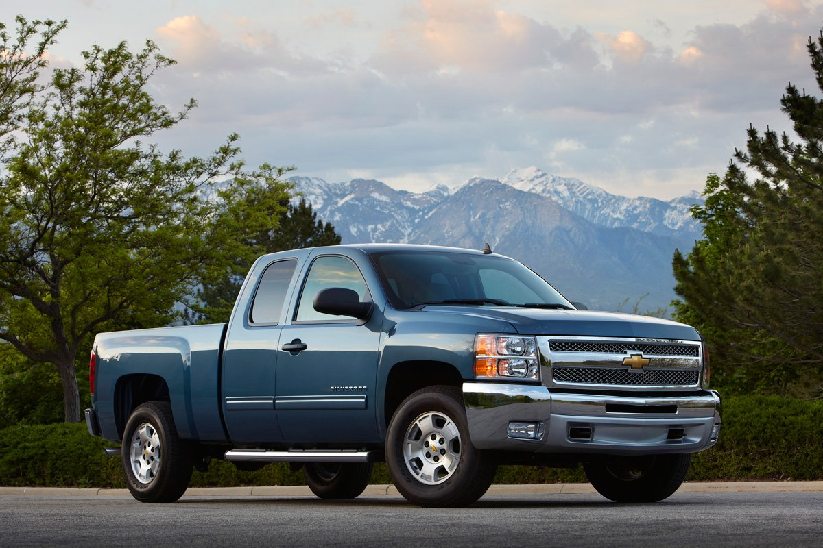 Introduction The Silverado Is Chevrolet S