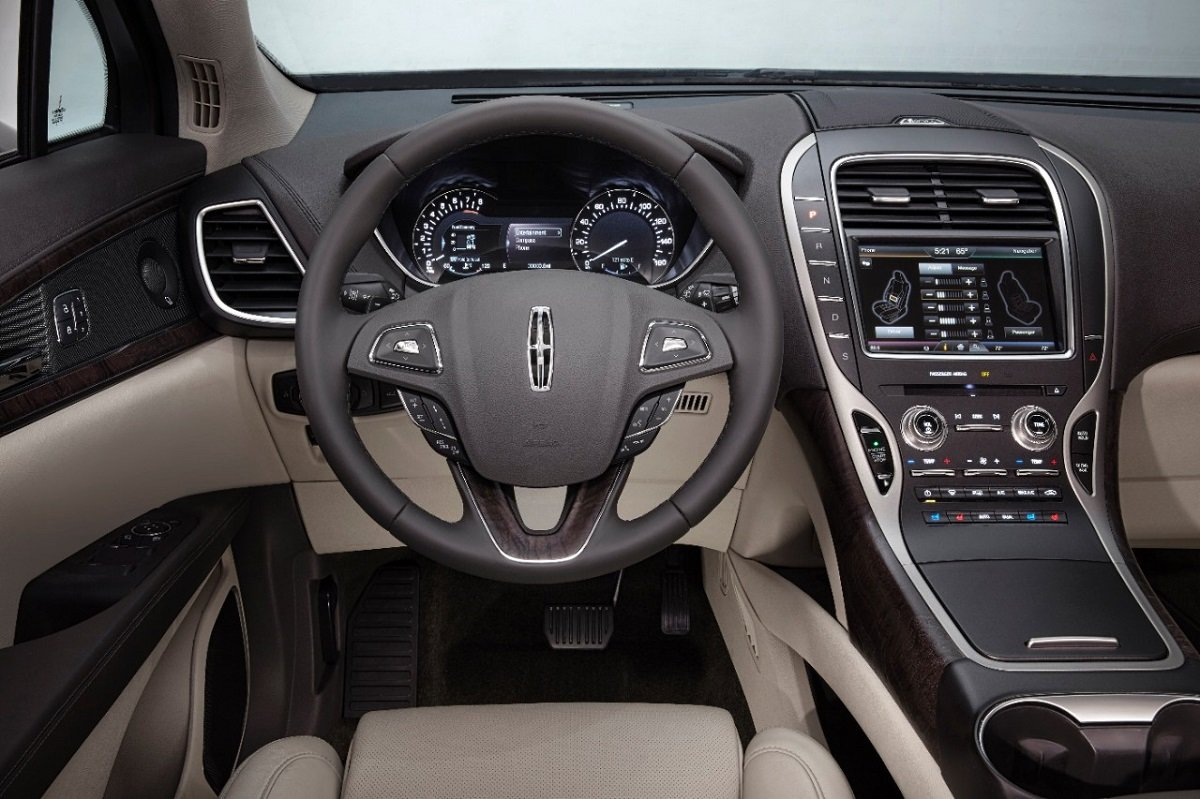 2016 Lincoln Mkx Preview Nadaguides