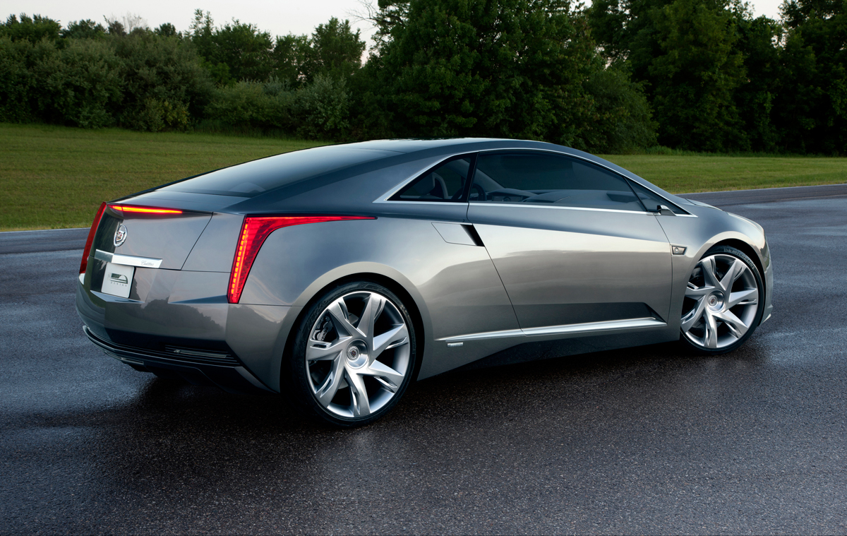 A 4 Penger Vehicle The 2017 Cadillac Elr Offers 2 Seating Arrangement With Folding Rear Seatbacks That Expand Cargo Capacity To 9 Cubic Feet