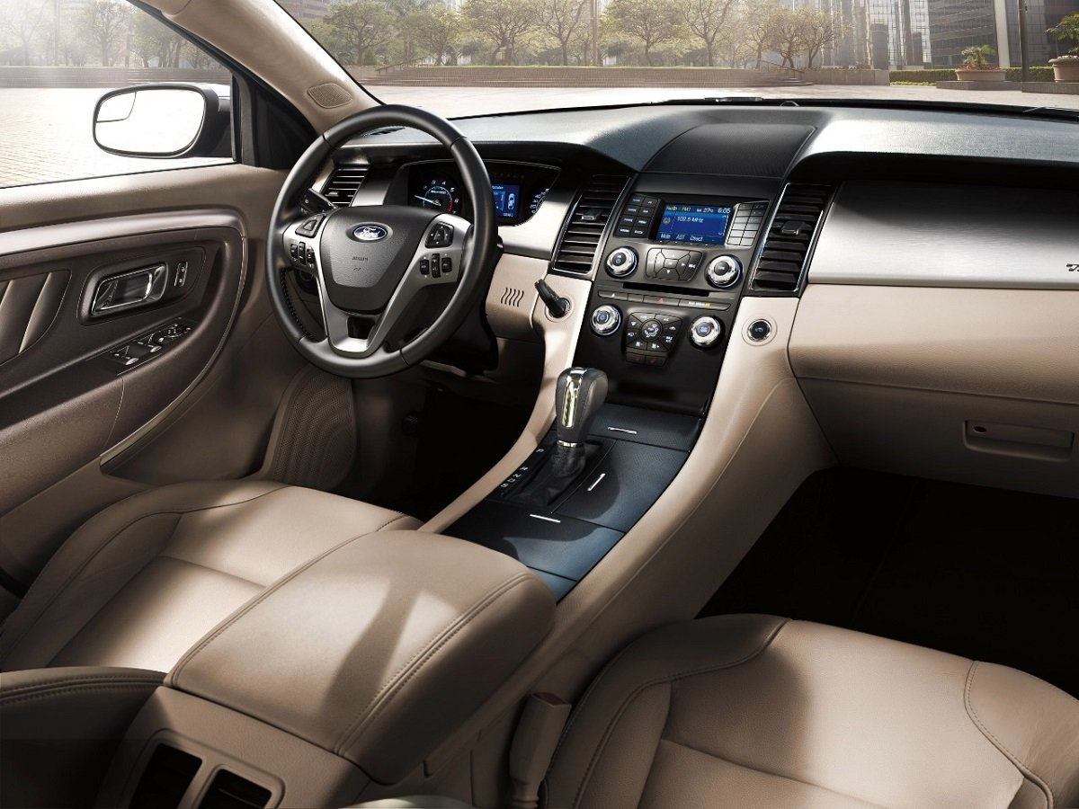 2015 ford taurus preview nadaguides