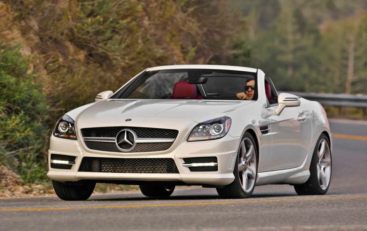 2013 Mercedes-Benz SLK-Class Preview | NADAguides