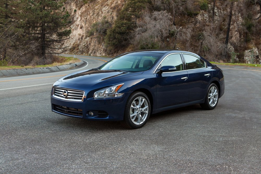 2013 Nissan Maxima Preview | NADAguides