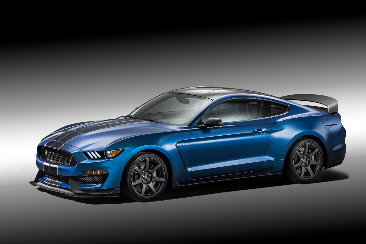 Inspired by the 1965 ford mustang shelby gt350 competition and calling it the most race ready road legal mustang ever ford introduced the