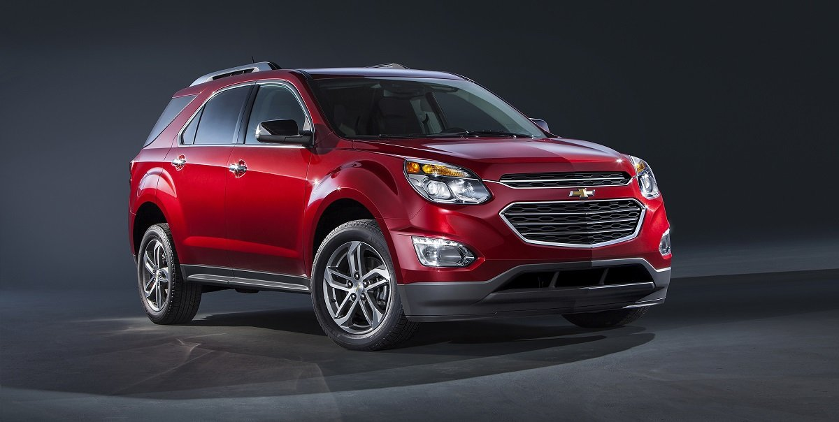 2016 Chevrolet Equinox Preview J D Power