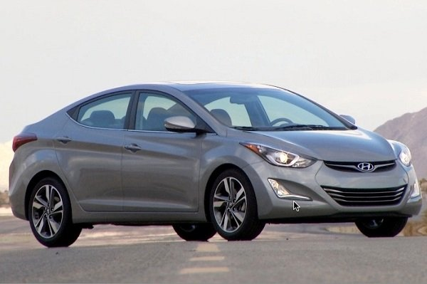 In Order To Remain Compeive With A Long List Of Other Compact Sedans The 2017 Hyundai Elantra Sedan Lineup Receives Several Changes For New Model