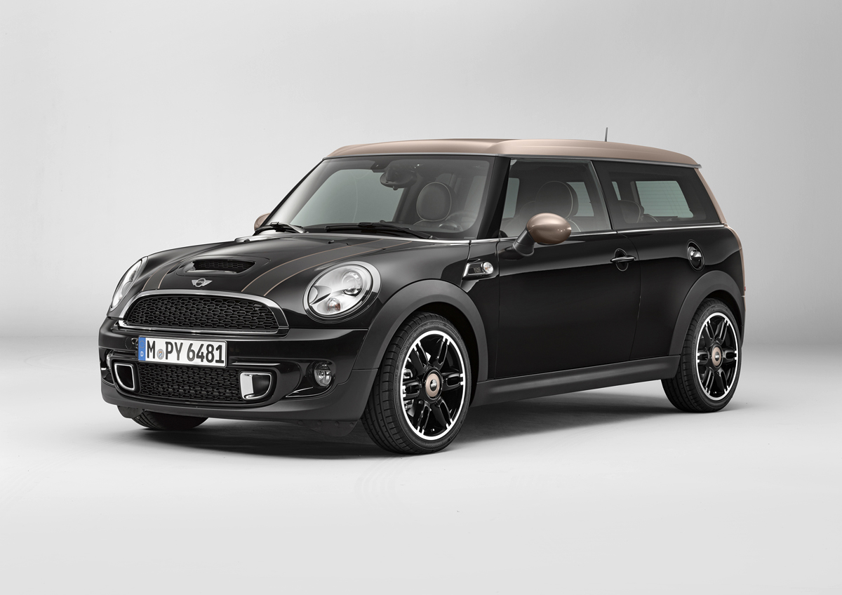 2013 Mini Cooper Clubman And Clubvan Preview Nadaguides