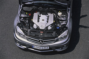 2008 Mercedes-Benz C63 AMG Preview | NADAguides