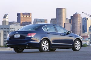 An Automatic Transmission Is Optional On Both EX And EX L Models. The 2008  Honda Accord ...