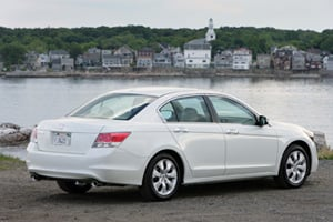 Honda Says The New Accord Features