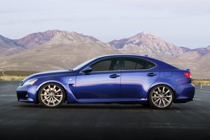 Lexus Moves Into The Serious, And Seriously Stimulating, World Of  High Performance Vehicles With The Launch Of The 2008 Lexus IS F, A Compact  And ...