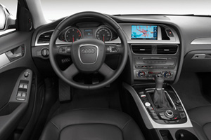 2009 Audi A4 Preview   NADAguides