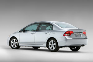 Honda Offers The 2009 Civic Coup_ And Sedan In DX, LX, EX, EX L And Si Trim  Levels; In Addition, The Sedan Is Available In DX VP, LX S, ...