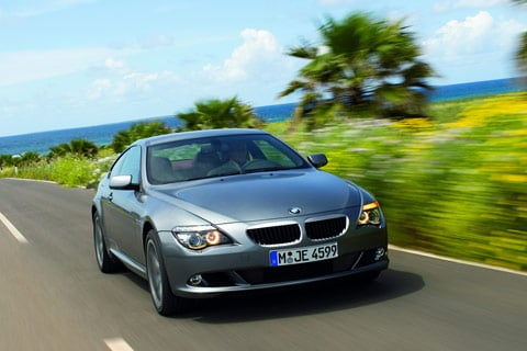 2010 BMW 6 Series Coupe