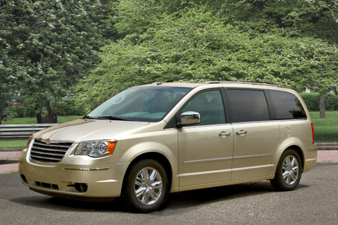 2010 Chrysler Town & Country Limited