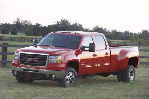 2010 GMC Sierra HD