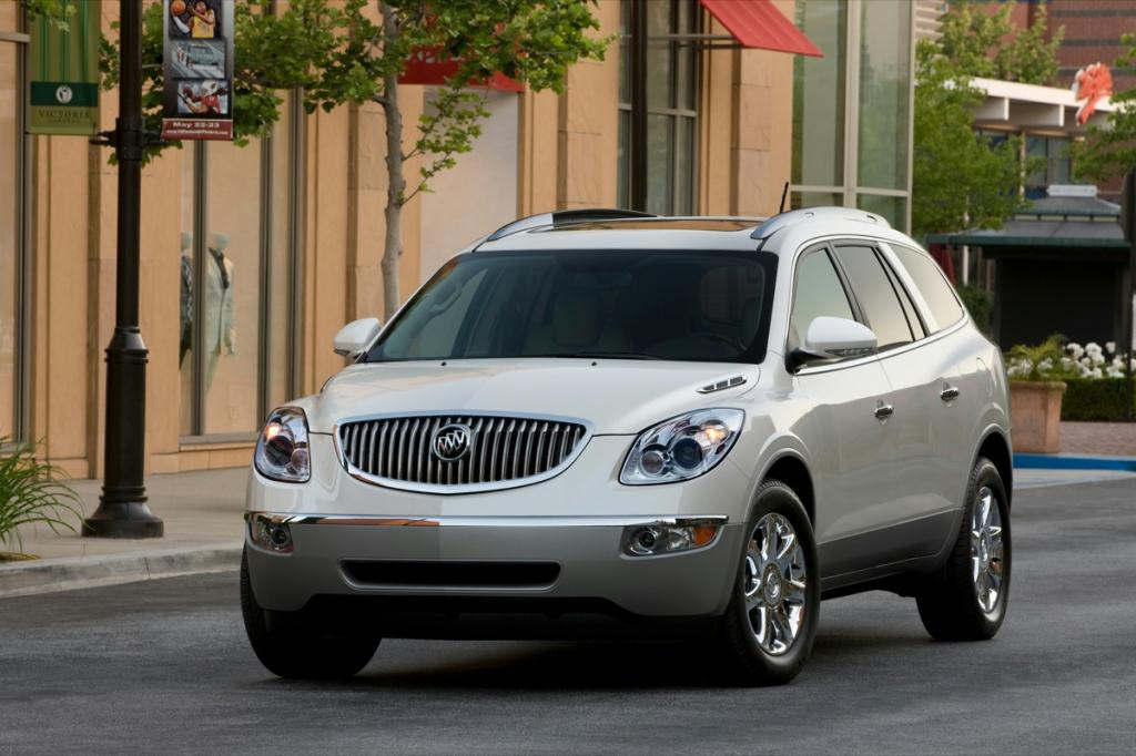 Designed To Seat Up To 8 Passengers The Buick Enclave Is Larger Than Its Primary Competition And Can Hold More Cargo Than Most Other Crossover Suvs In Its