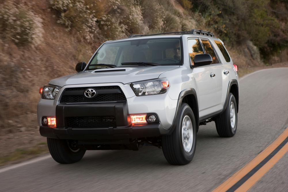 2013 Toyota 4Runner Preview | NADAguides