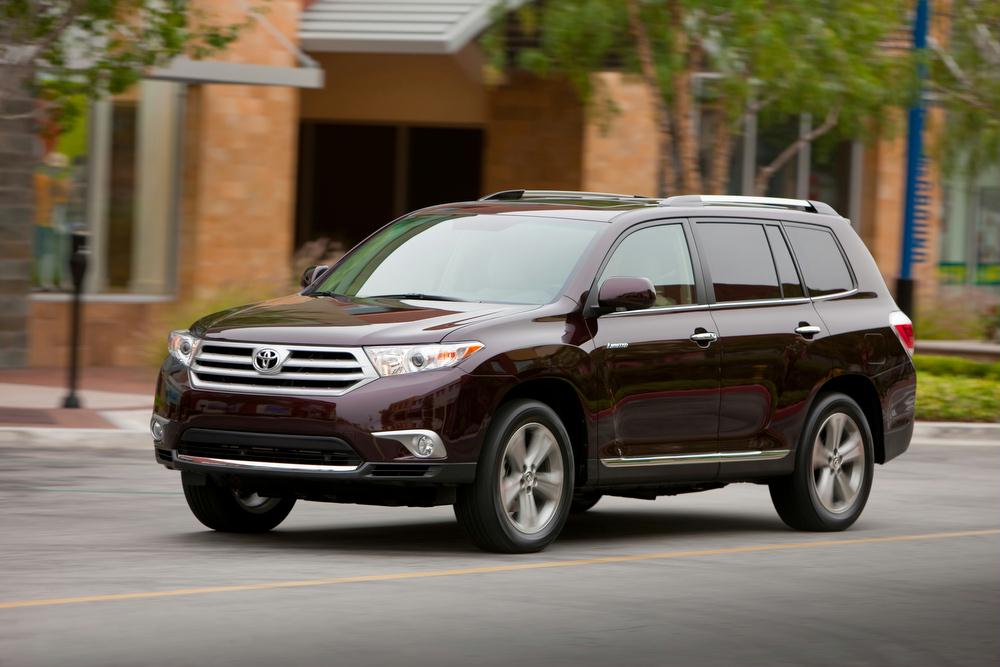 Introduction The Toyota Highlander