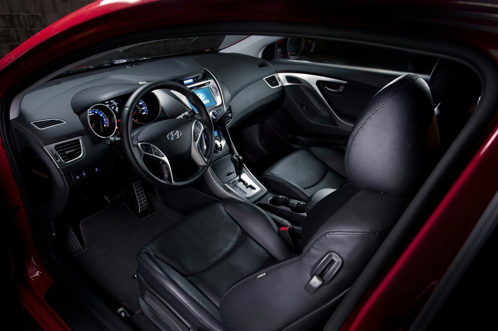 Interior Features. Among The New 2013 Elantra Coupeu0027s ...