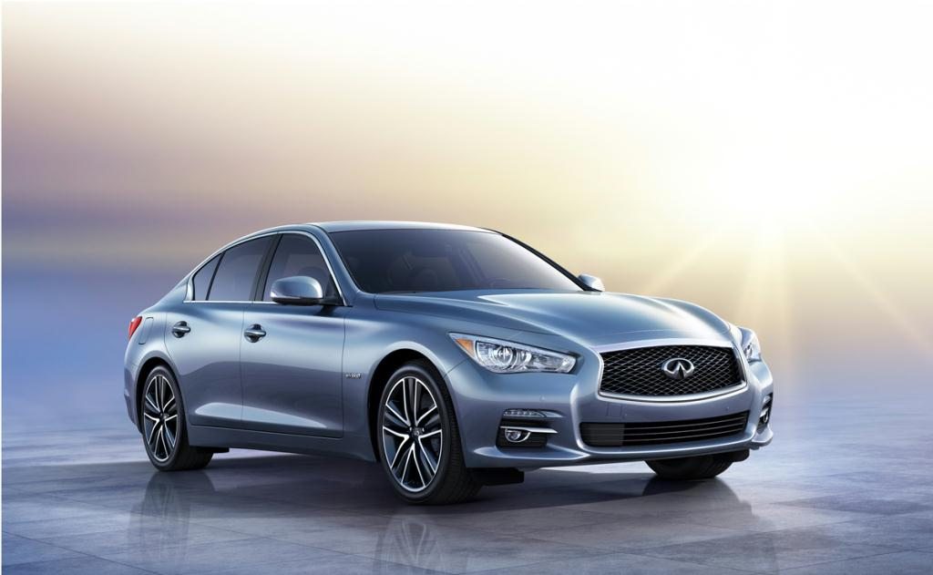 Infiniti S Renamed G37 Sedan Returns As The 2017 Q50 Now Sporting A Fresh Earance More Comfortable Seats Added Rear Leg Room And New Hybrid Variant