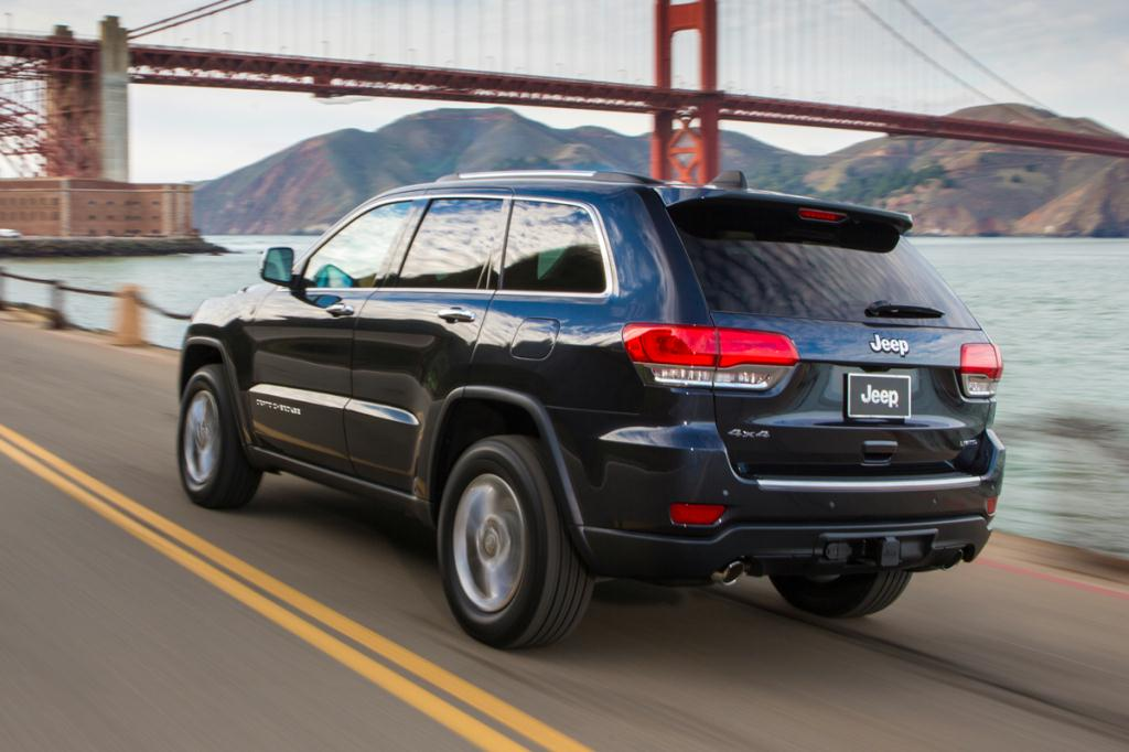 The 2014 Jeep Grand Cherokee Is Also Offered With A New 3.0 Liter Clean  EcoDiesel V 6 Engine. The Extra Cost Optional Engine Generates 240  Horsepower And ...