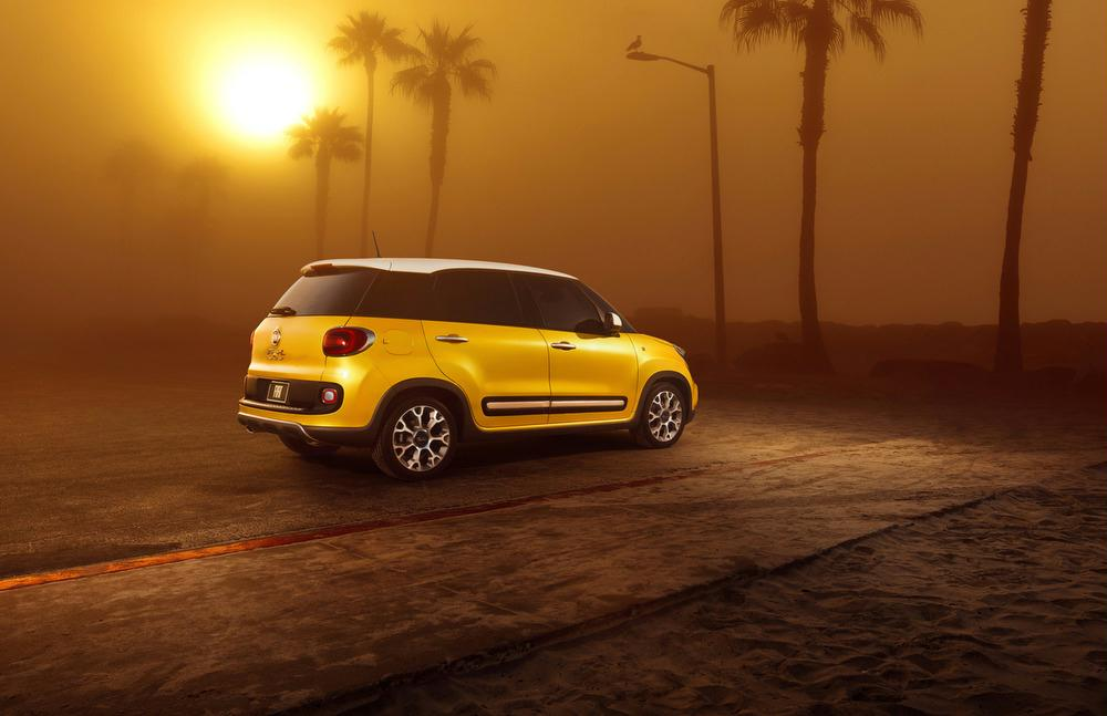 2014 Fiat 500L Preview | NADAguides