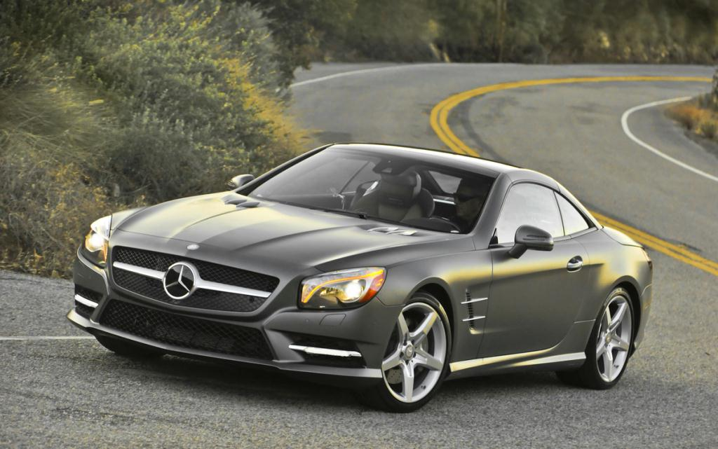 2017 Mercedes Benz Sl Cl