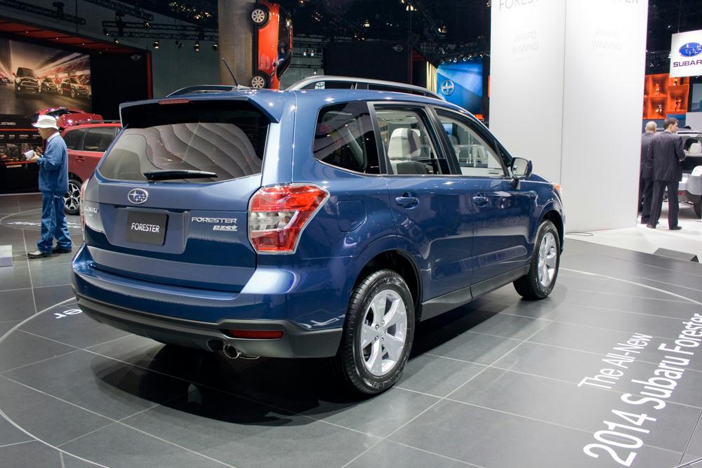 2014 subaru forester preview nadaguides rh nadaguides com 2014 Subaru Forester Premium 2014 Subaru Forester Premium