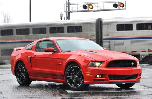 2013 Ford Mustang Preview Nadaguides