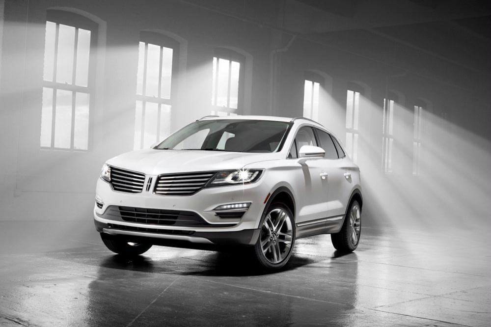 New For 2015 Lincoln J D Power