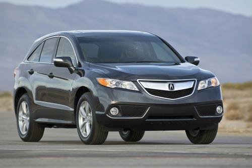2013 acura rdx preview nadaguides