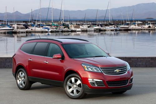 The News For 2017 Chevrolet Suv Truck And Van Lineup Is That Colorado Pickup Gets A Redesign Expected To Solidly Position It As Midsize