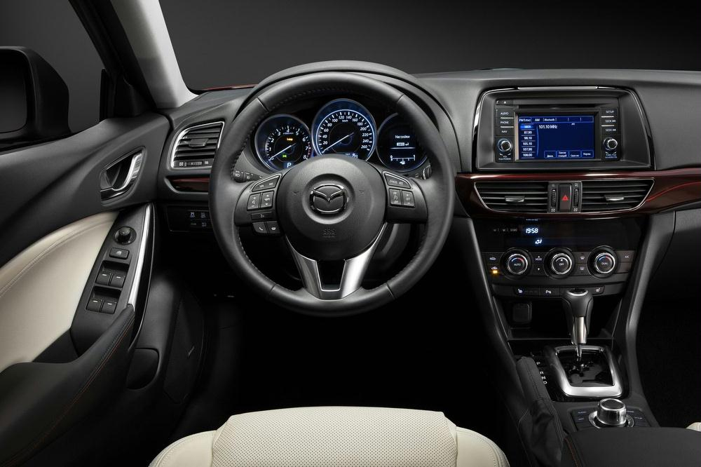 Interior Features. Mazda Says That The New 2014 Mazda 6u0027s ...